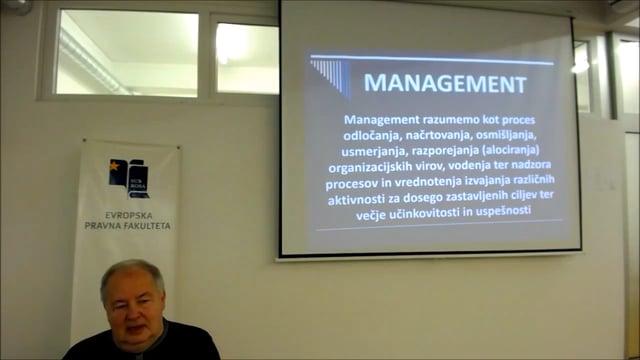 Osnove managementa