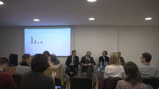 Akademski forum: Vpliv svetovnonazorskih in družbenih stališč sodnikov na njihove odločitve