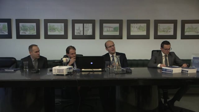 AKADEMSKI FORUM: Reforma demokratične in pravne države v Sloveniji