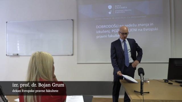 Informativni dan na Evropski pravni fakulteti – 15.2.2019