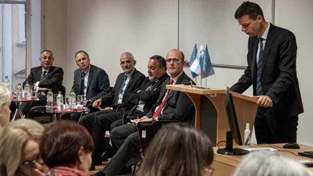 Akademski forum ob 25-letnici uveljavitve Evropske konvencije o varstvu človekovih pravic v Sloveniji